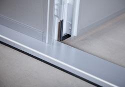 PDLS Pass door with low steps