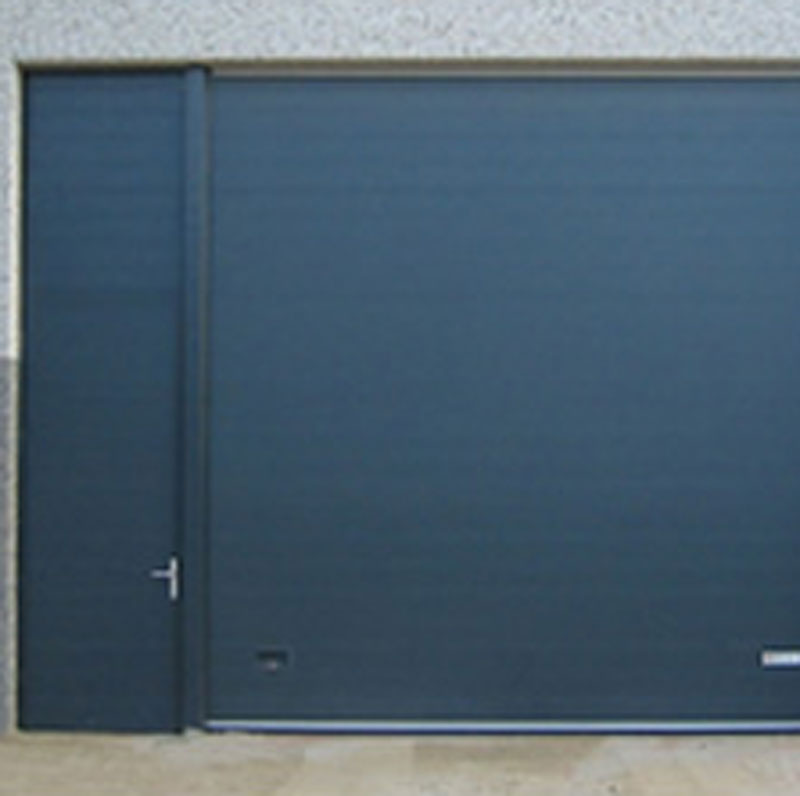 SEPARATE DOOR AND FACADE SHIELD 9000F