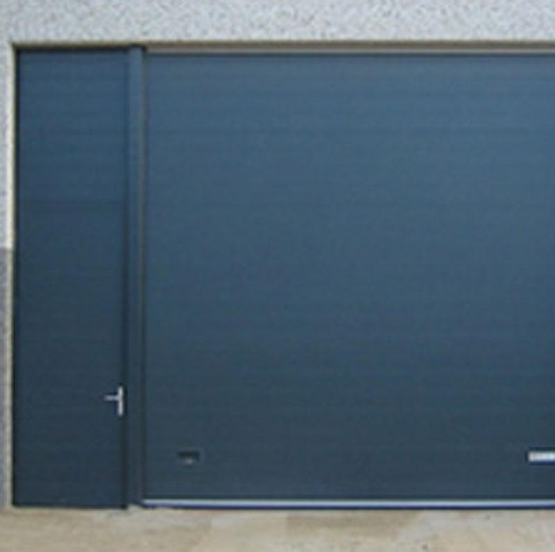 SEPARATE DOOR AND FACADE SHIELD 9000F