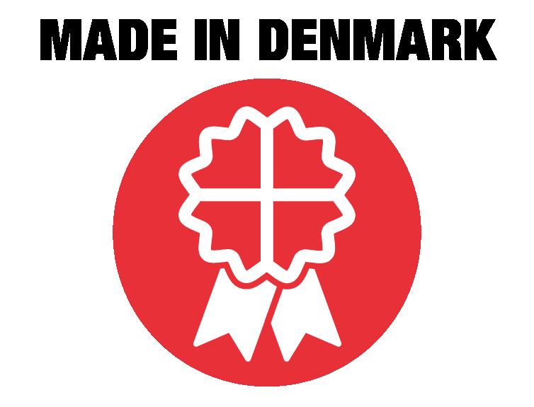 Why choose NASSAU made in Denmark