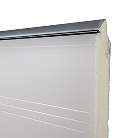 nassau Softline door smooth surface