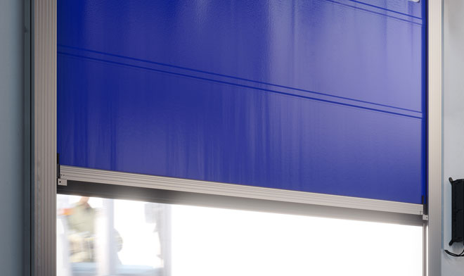 4000 Sprint highspeed door - curtain