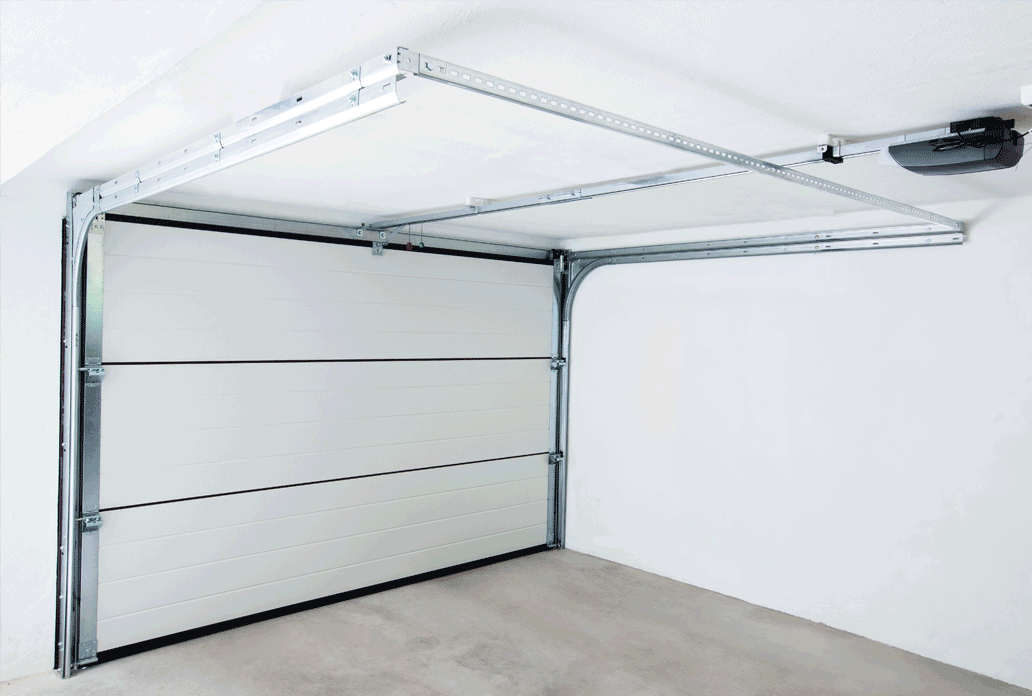 Interior Of NASSAU Garage Door