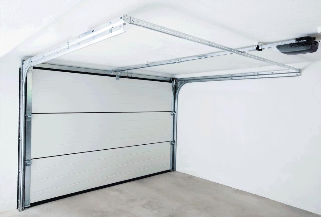 Interior Of NASSAU Garage Door