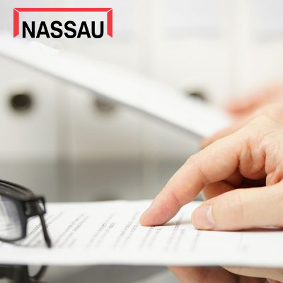 NASSAU disclaimer