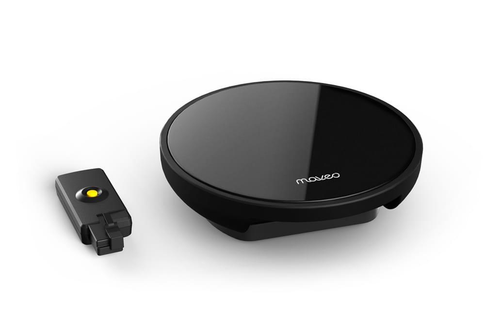 Maveo Start pack connects garage doors to Smartphone