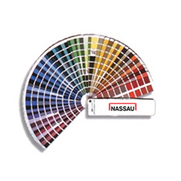 Industrial Door color chart