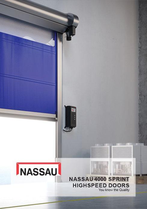 NASSAU 4000 Sprint Brochure Eng