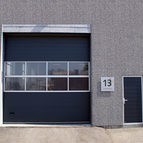 separate facade door image thermo door