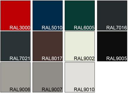 NASSAU Standard color 2019 classic