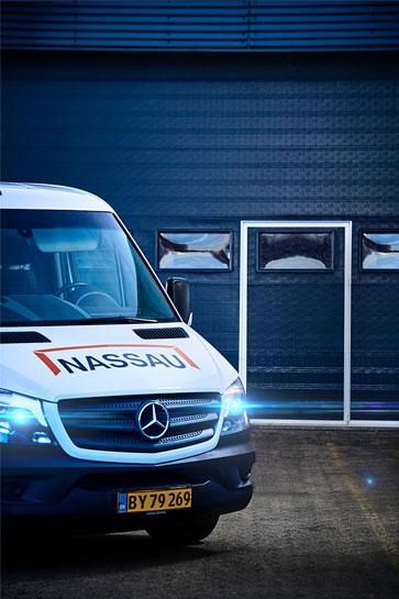 Service picture 8000 door
